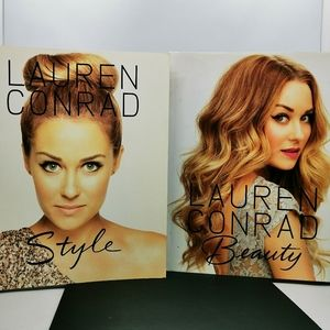 Lauren Conrad Style and Beauty Books